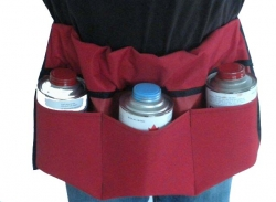 Triple Quart Paint Can Holder