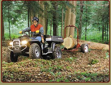 Atv Logging Forestry Equipment http://www.bapequipmentstore.com/index.php?l=product_detail&p=180