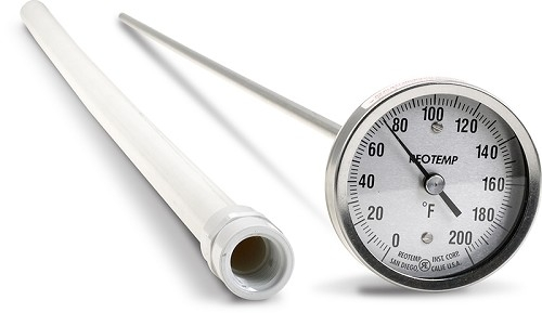 Reotemp Compost Thermometers Thermometers Reotemp Soil