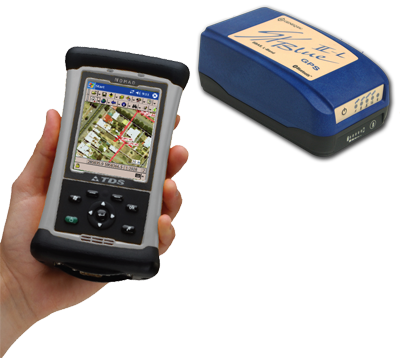 SXBlue L Mapper series,SXBlue,GPS,Mapping Software