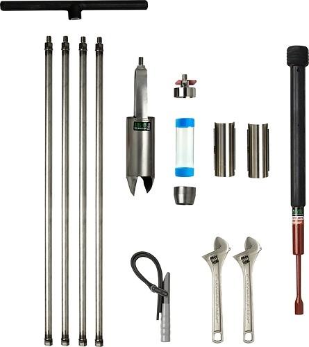 Ams stainless steel core sampling mini kit soil ams soil for 0200 soil core sampler
