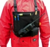2.Deluxe Single Radio Chest Harness