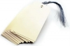 White Tyvek Tags c/w Wires