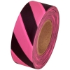 Artic Striped Flagging Tape - Pink/Blue Striped