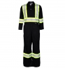 "Viking Poly Cotton Coverall With 2"" Reflective Tape"