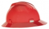 MSA V-Gard® 4-Point Ratchet Suspension Full Brim Hard Hat