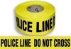 "Barricade Tape - ""Police Line Do Not Cross ""(Clearance)"