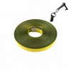 Refill for Spencer Logger's Tapes: Yellow Clad - Lenght 75' c/w Quick Release Nail