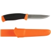 Mora Companion Heavy Duty Orange & Black, Carbon Steel Blade - MCFT Pricing